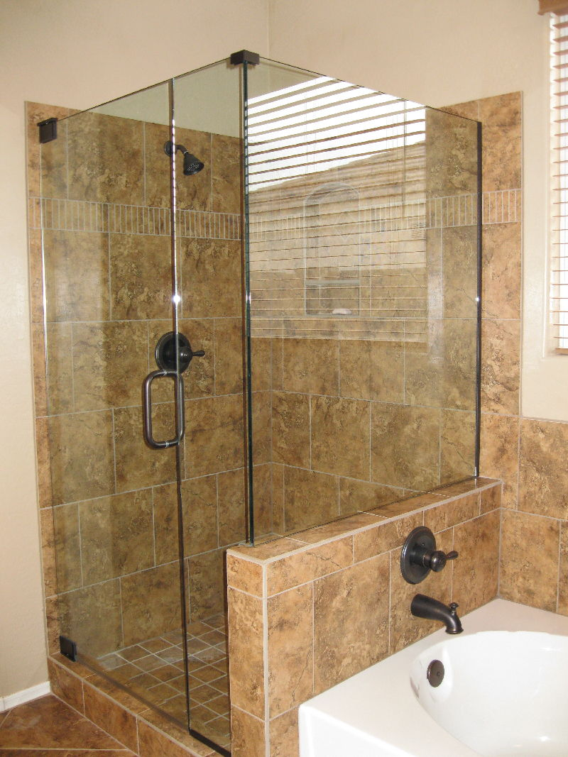 Custom Shower Enclosures Colorado - by Window & Glass Pros